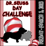 Formerly Feral - Dr. Seuss Day!
