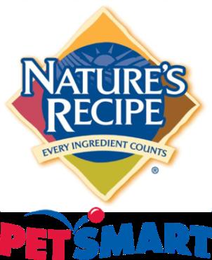 Natures Recipe-PetSmart logo #Nature's Recipe