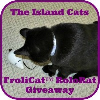 RoloRat Giveaway Badge