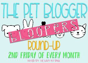 The-Pet-Blogger-Bloopers-Round-Up-Logo