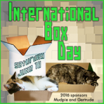 It's International Box Day!