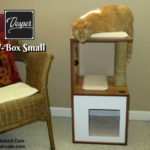 Vesper Cat Furniture for the Discerning Cat and Cat Lover