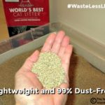 Waste Less and Get More with World's Best Cat Litter™ #WasteLessLitter