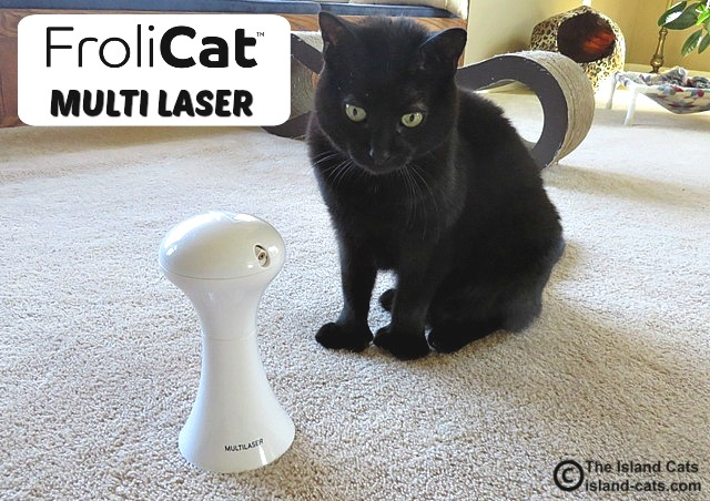 Frolicat Multi Laser Cat Toy