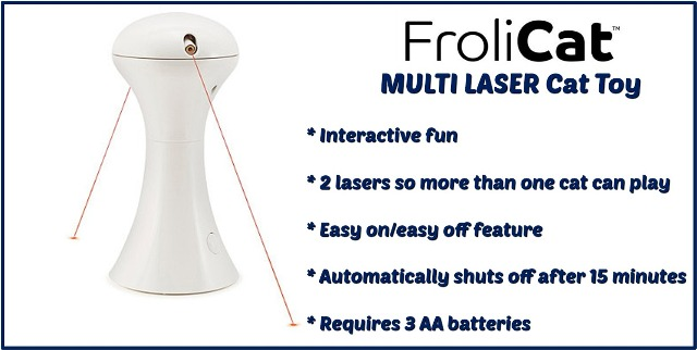 Features of the Frolicat Multi Laser