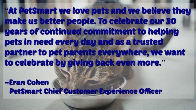 PetSmart Quote