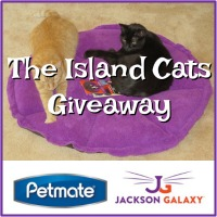 Petmate Giveaway Logo