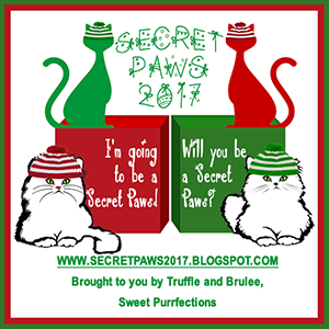 Secret Paws badge
