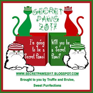 Secret Paws badge