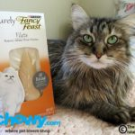 Fancy Feast® Purely Filets are Real Treats for Cats #ChewyInfluencer