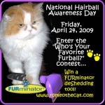 """Who's Your Favorite Furball?"" Contest"