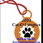 The Medal Winners!