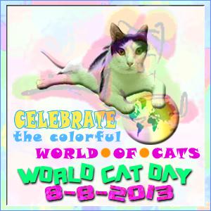 World Cat Day 08.08.13