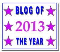 © Blog of the Year Award