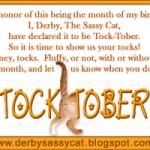 Mancats Celebrate 'TockTober!