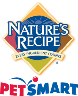 Natures Recipe-PetSmart logo #Nature's Recipe