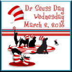 What's That Wally Doing?  Celebrating Dr. Seuss Day!