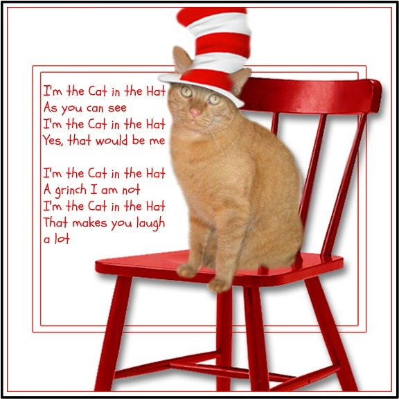 I'm the Cat in the Hat