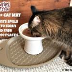 Loving Pets Bella® Spill-Proof Cat Mat Review