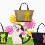 Triple T Studios™ Kitten Tote Review & Giveaway