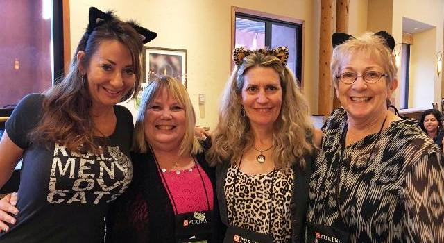 And more Cat Bloggers #BlogPaws