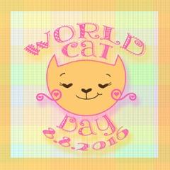 World Cat Day 2016