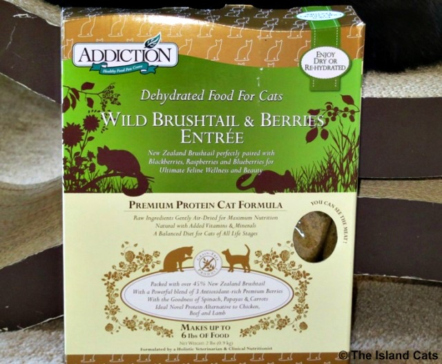 Addiction Wild Brushtail & Berries