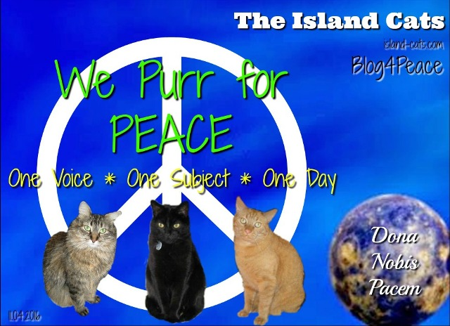 BlogBlast for Peace 2016