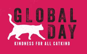 Global Cat Day Logo