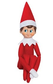 The REAL Elf on the Shelf