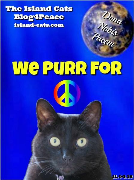 BlogBlast4Peace Peace Globe