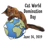Cat World Domination Day!