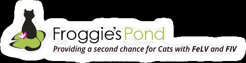Froggie's Pond Logo