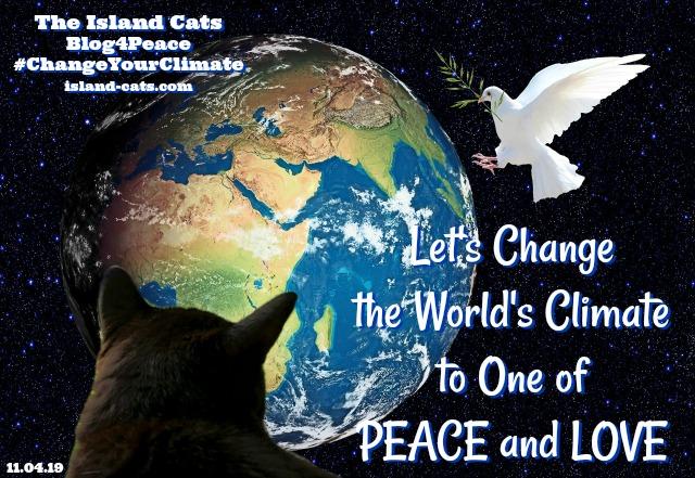 Blog Blast for Peace Globe 2019