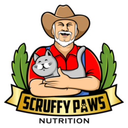 Scruffy Paws Nutrition logo