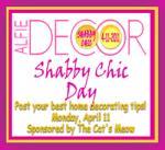 Mancats - Shabby Chic Day!